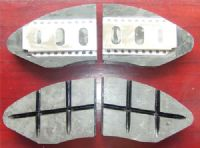 高铁动车闸瓦(High Speed Train Brake Block)